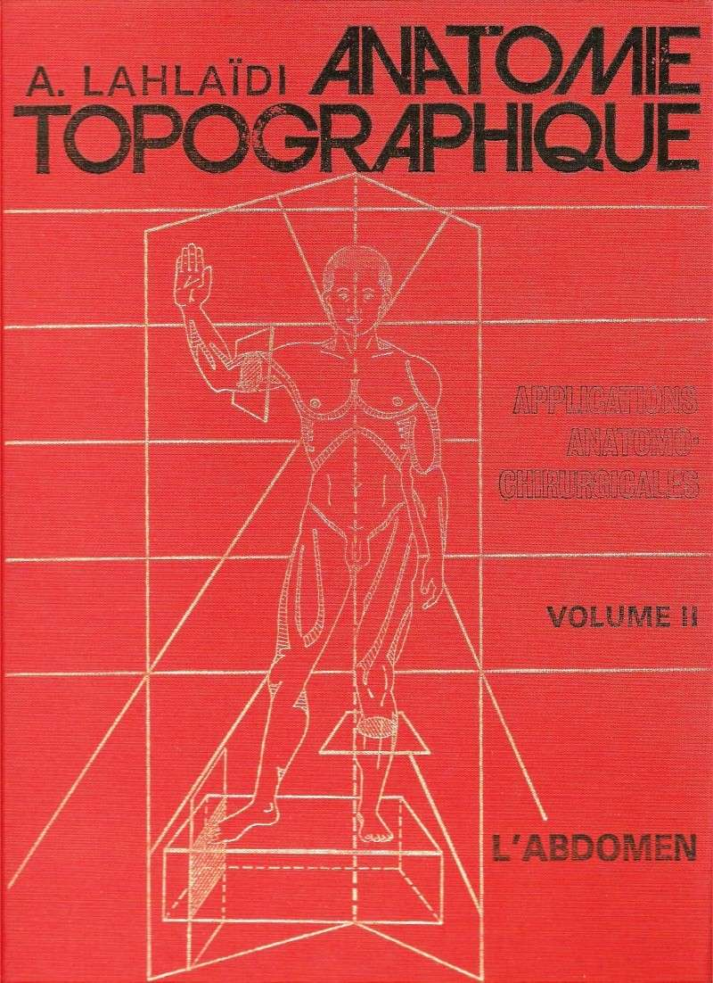 anatomie - Anatomie topographique : Applications anatomo-chirurgicales volume 2 ( L'abdomen ) Anatom11
