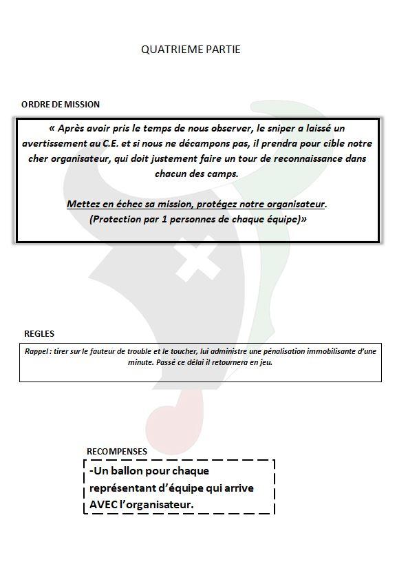 OPERTION FAUTEUR DE TROUBLE 510