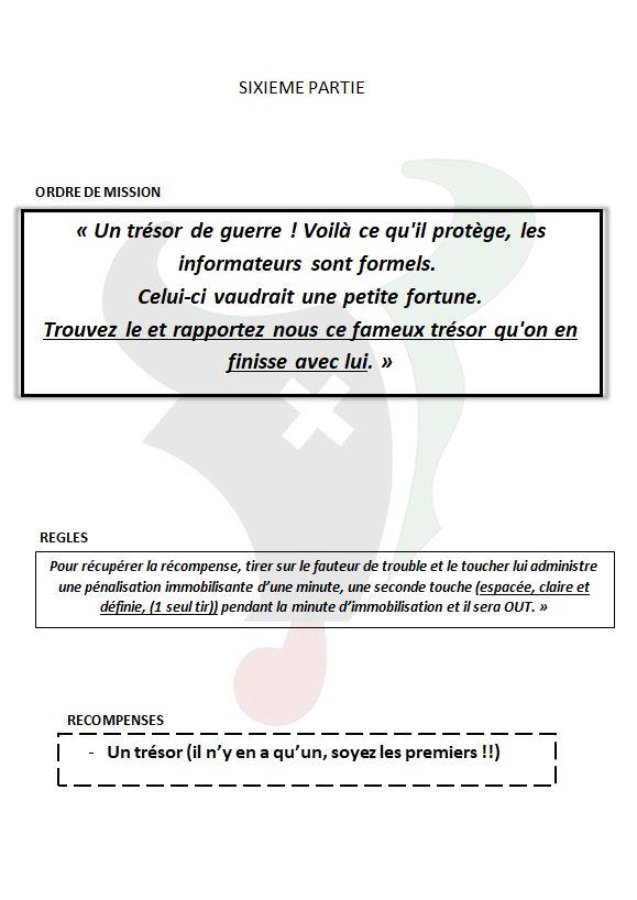 OPERTION FAUTEUR DE TROUBLE 811