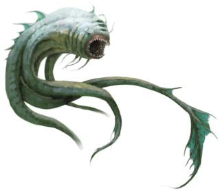 Oceanic Creatures Monste10