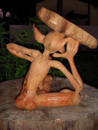 """pas à pas """"Lutin"""", bois de cade Dscn1114"""