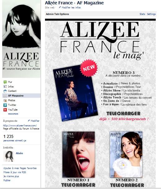 [Magazine] Alizée France n°3 Screen11