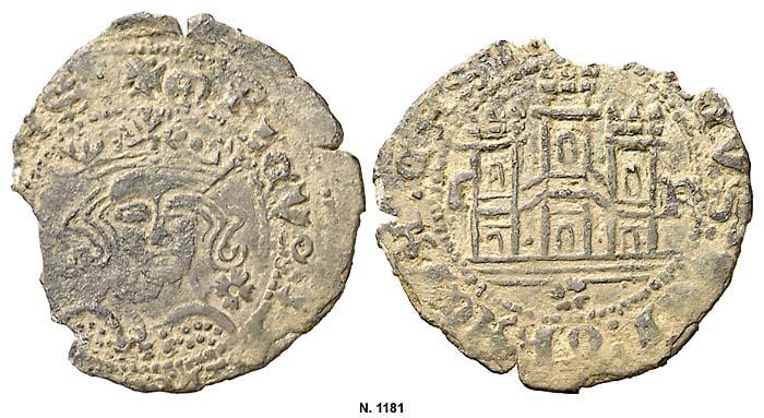 Cuartillo de Enrique IV inédito. Marca flor en forma de cruz (cuatro pétalos). - Página 5 166