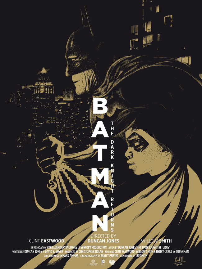 Design Challenge - Batman Batman10
