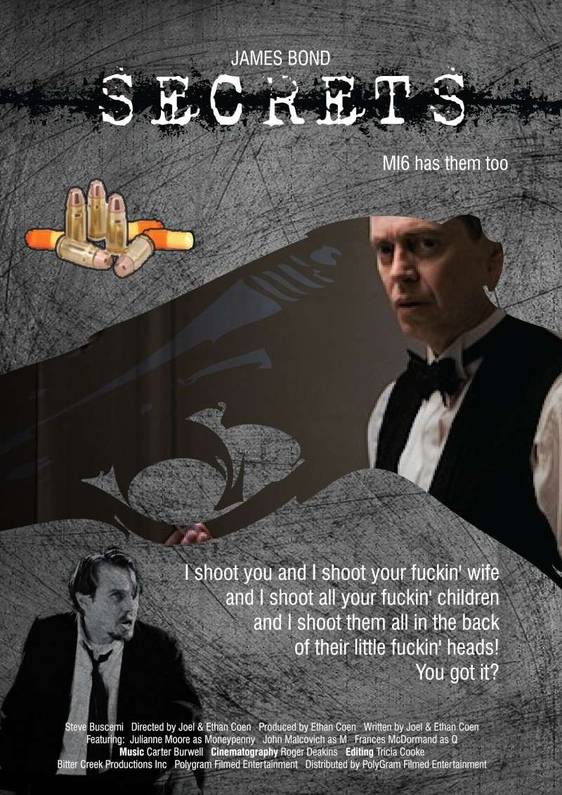 Design Challenge - James Bond James_10
