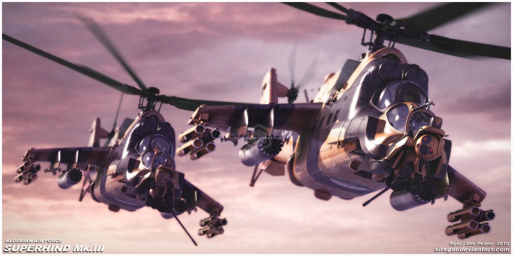 Mi-24 MKIII Superhind - Page 3 Algeri13