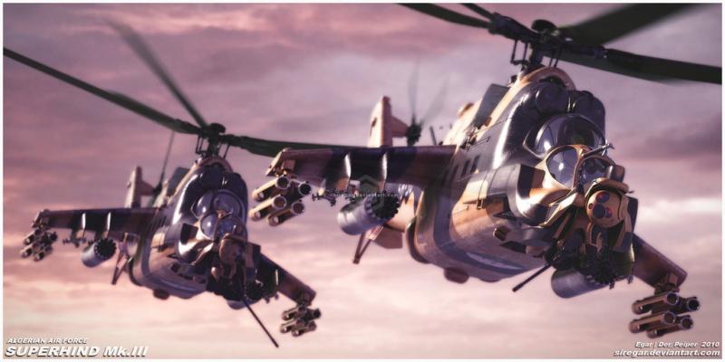 Mi-24 MKIII Superhind - Page 3 Algeri14