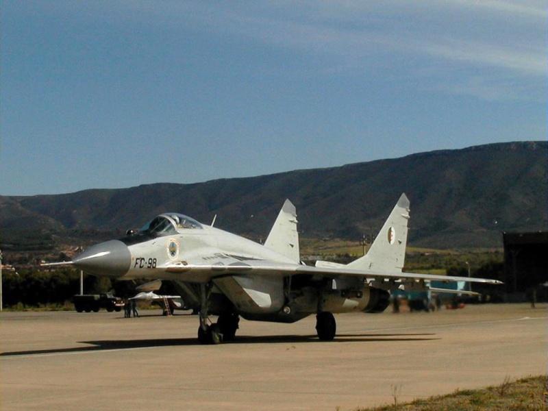 MiG-29s Fulcrum Ohvwac10