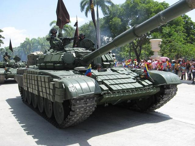 Armée Vénézuelienne - Page 2 T-72b110