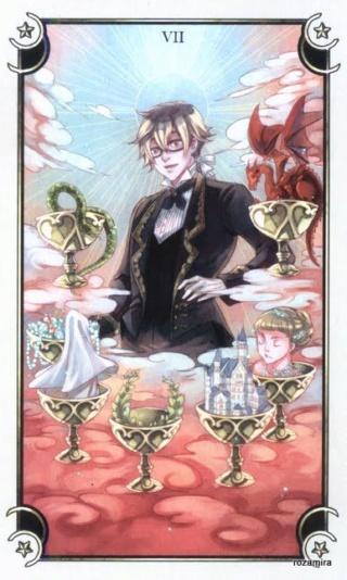 Tarot review: Mystical Manga Tarot Rann-710