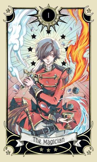 Tarot review: Mystical Manga Tarot Rann-m10