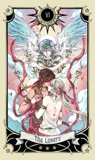 Tarot review: Mystical Manga Tarot Rann-t10