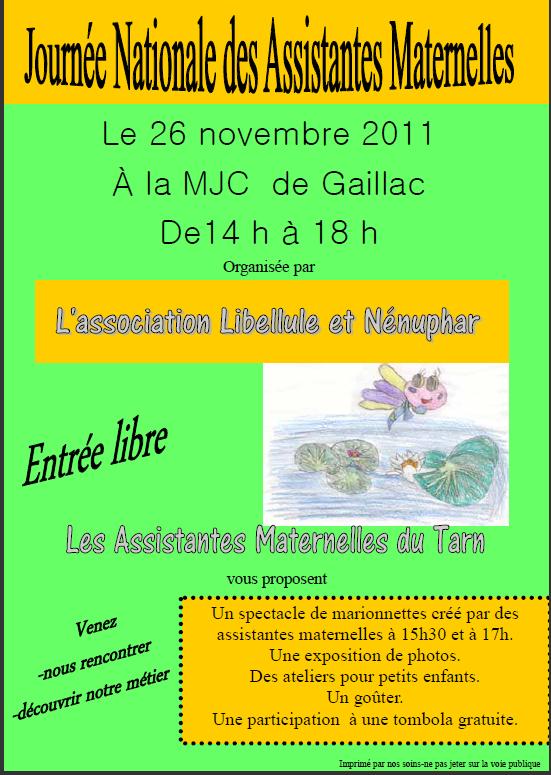 Journée nationale des assistantes maternelles sur Gaillac Sans_t10