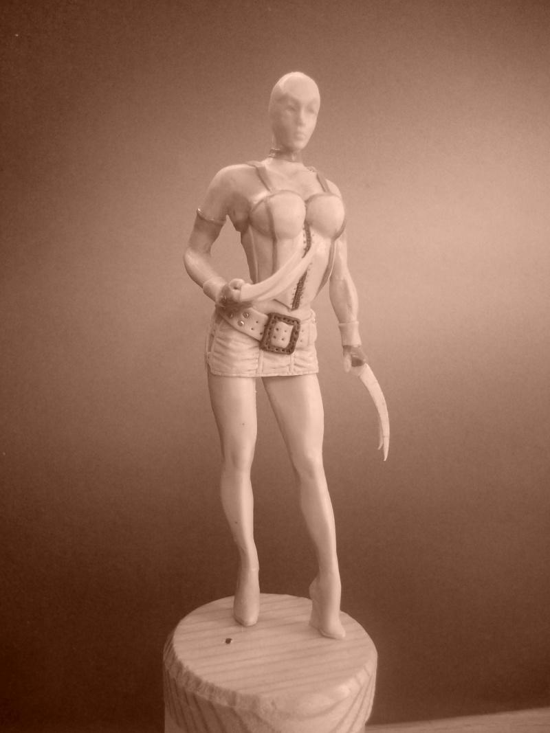 Wolverine Girl Second14