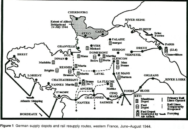 Défense allemande en Bretagne 1943 - 1944 Dapats10