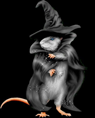 Tubes Halloween Wizrat10