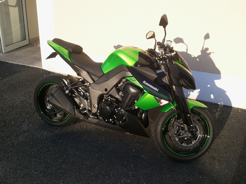 [Fermé] z1000 2011 verte et noire 2011-013