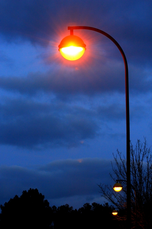 Fil a Lampadaires . 17lamp10