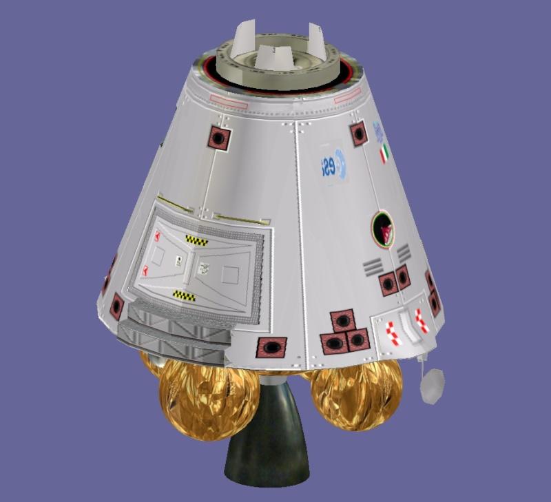 Lander Lunare Abitabile Arcturus - sviluppo - Pagina 2 Arctur11