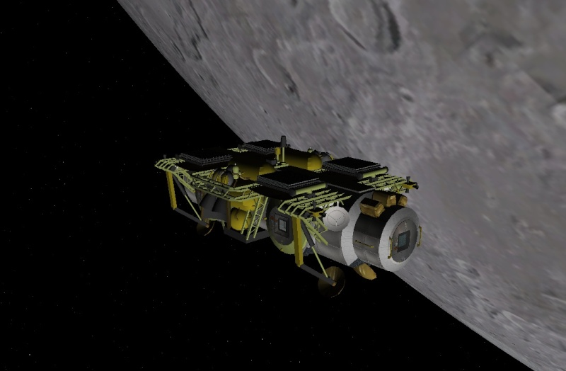 Habitat lunare gonfiabile Artemis - Sviluppo - Pagina 2 Artemi10