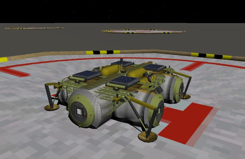 Habitat lunare gonfiabile Artemis - Sviluppo - Pagina 2 Artemi11