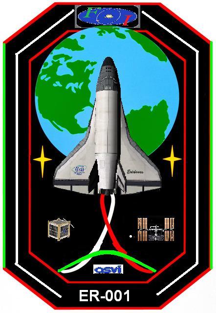 Missione simulata ER-001 su OLM Er-00110