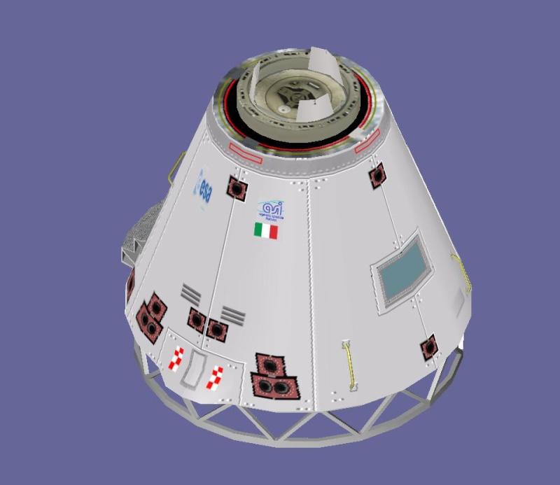 lander - Lander Lunare Abitabile Arcturus - sviluppo Ma_0210