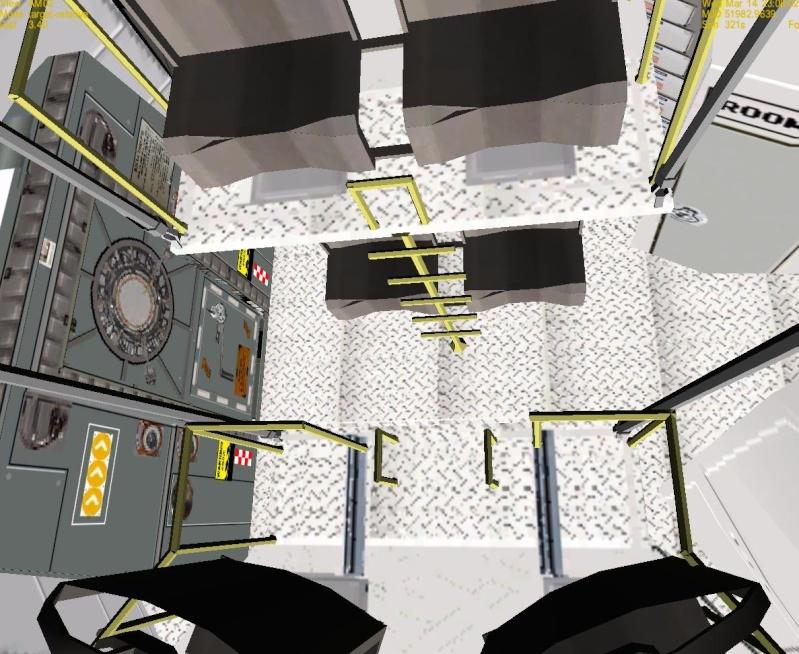 lander - Lander Lunare Abitabile Arcturus - sviluppo Ma_int10