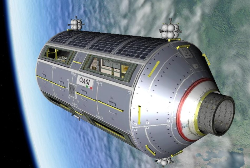 """SPACE - """"Starlab"""" space station - Pagina 3 Oasi_o10"""
