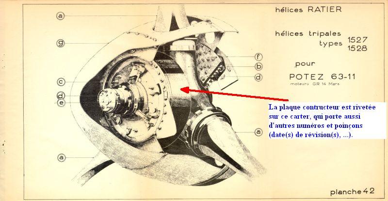 Recherche d'information sur hélice Ratier P19_pl11