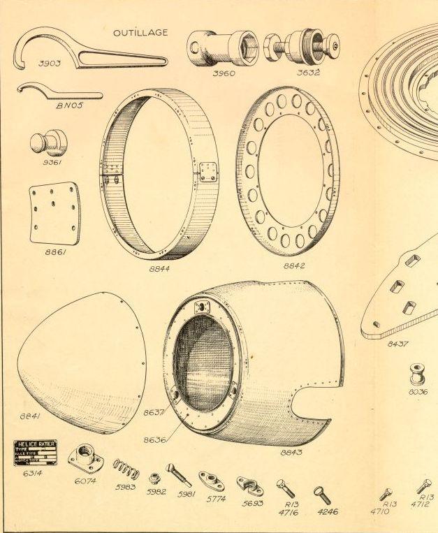 Recherche d'information sur hélice Ratier P26_mo10