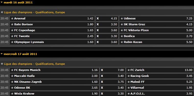 tours préliminaires et barrage ligue des champions 2011 - 2012 Screen27