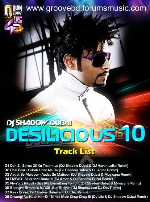 DJ Shadow Dubai - Desilicious 10 40593110