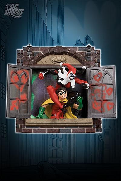 Gotham City Stories: BATMAN Statue Apr10010