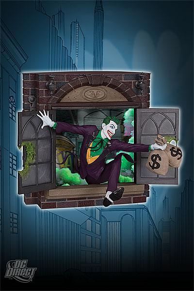 Gotham City Stories: BATMAN Statue Jan10010