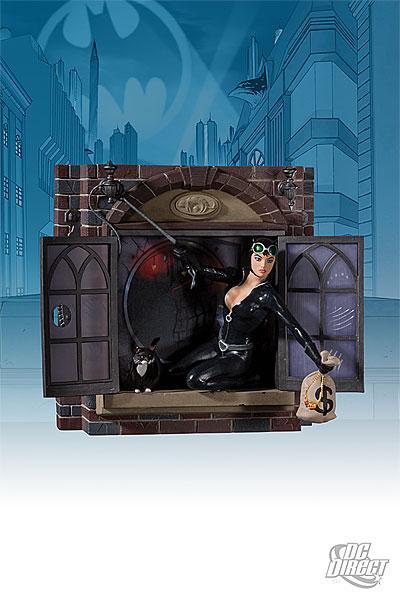 Gotham City Stories: BATMAN Statue Oct09010