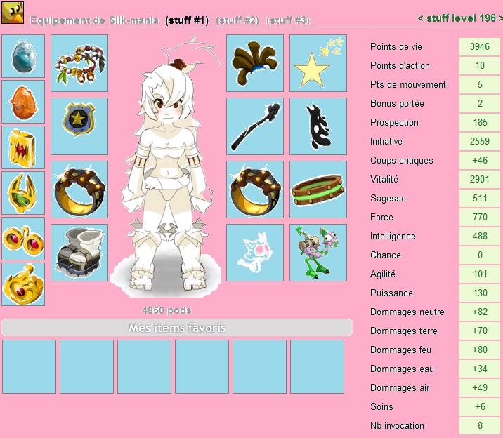 [Sadida lvl 189] Slik-Mania : Bonjour Fairy  tail [Acceptée] Stuff_10