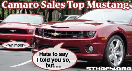 Mustang or Camaro? Camaro10