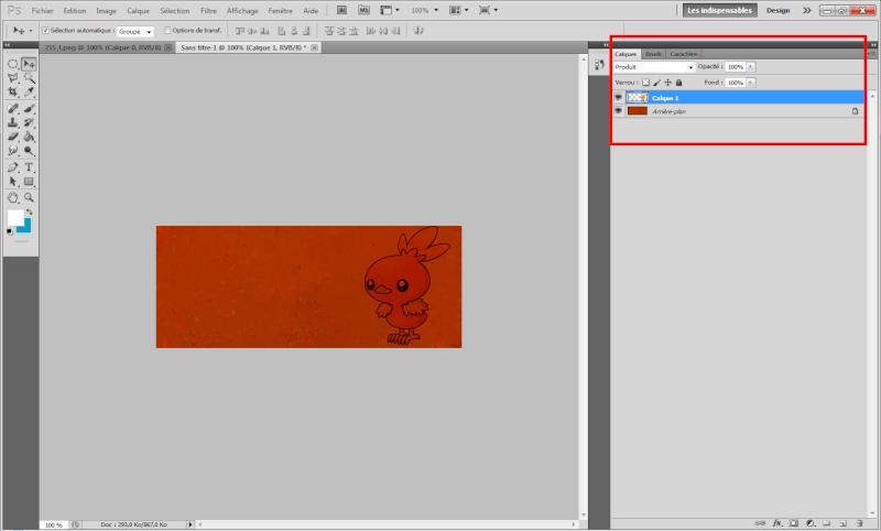 [Novice-Photoshop] Faire une signature basique Gruk10
