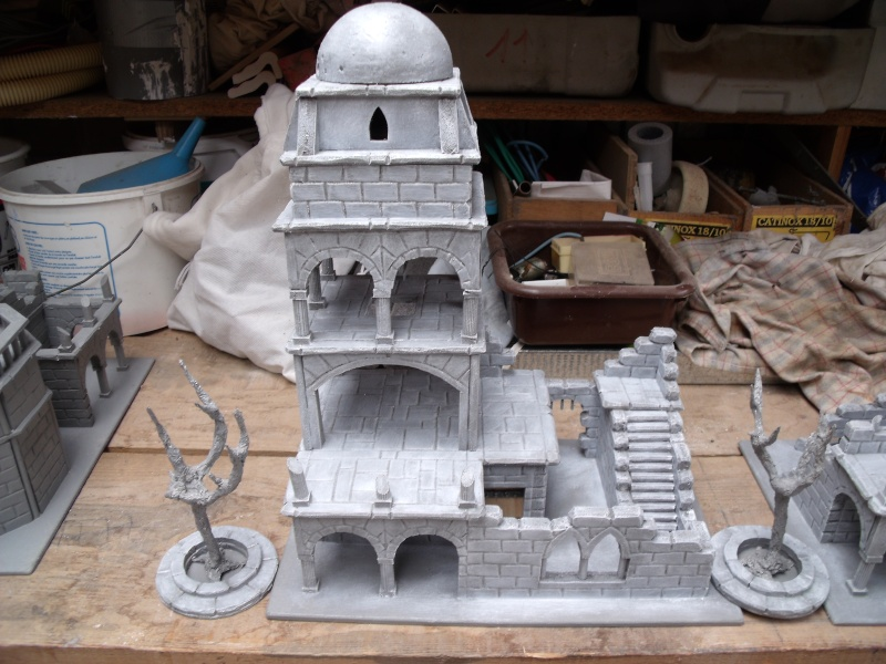 Mon nouveau projet: Ruines d'Osgiliath - Page 3 Dscf0621
