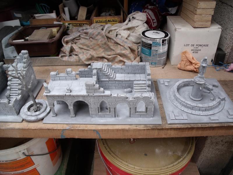Mon nouveau projet: Ruines d'Osgiliath - Page 3 Dscf0622