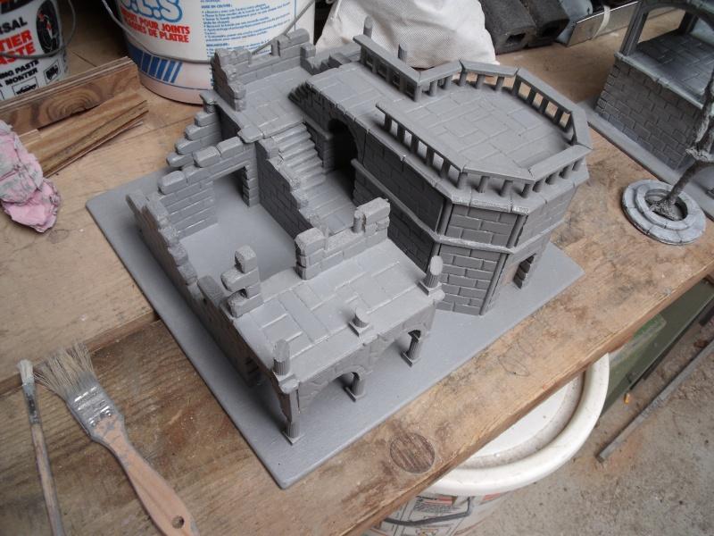 Mon nouveau projet: Ruines d'Osgiliath - Page 3 Dscf0710