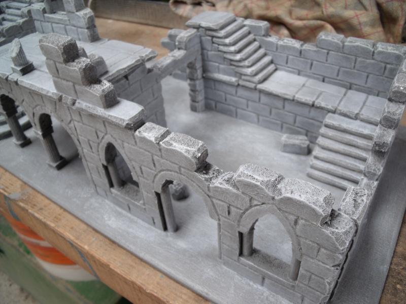Mon nouveau projet: Ruines d'Osgiliath - Page 3 Dscf0711