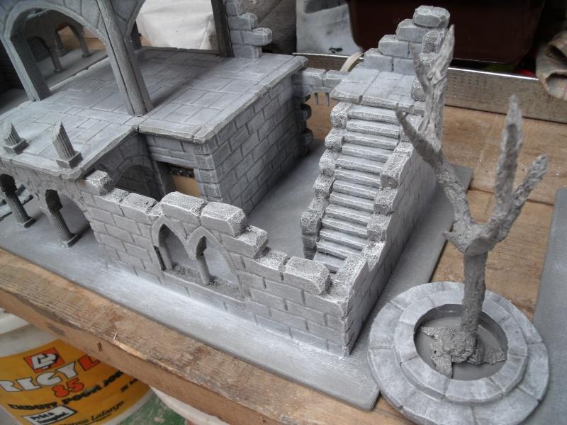 Mon nouveau projet: Ruines d'Osgiliath - Page 3 Dscf0712