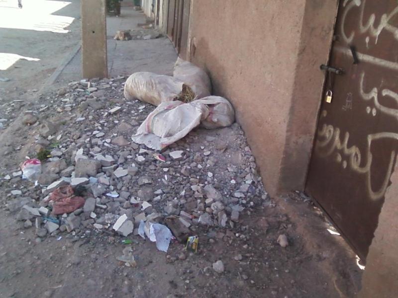 ظاهرة غريبة في مدينة مسعد 42388110