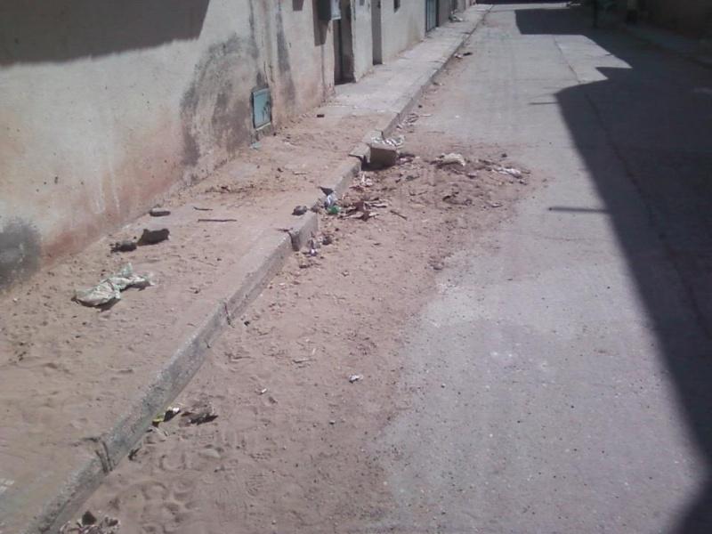 ظاهرة غريبة في مدينة مسعد 42388112