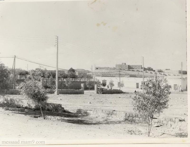 من الصور النادرة لمدينة مسعد Photo710