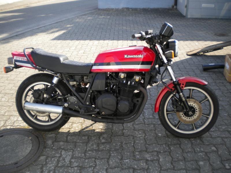 GPz 1100 B-1 , 1981 Dscn0718