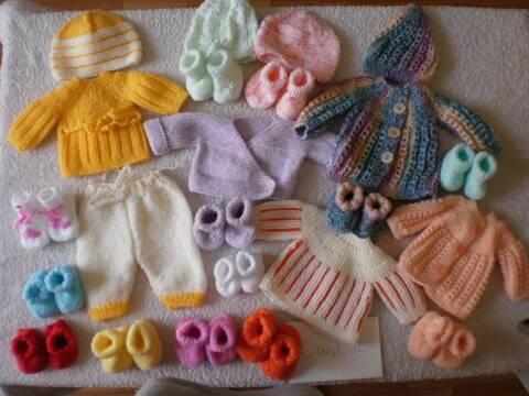 je tricote pour les premas