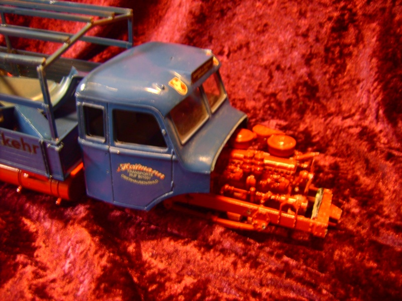 Ein Krupp Titan wird Restauriert Lpic7025
